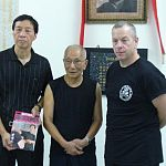 sam kwok ip chun with mastering wing chun book