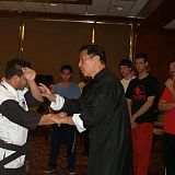teaching wing chun to a martial arts audience