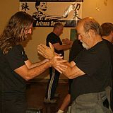 doing wing chun