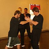 training wing chun