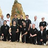 Master Samuel kwok and his instructors