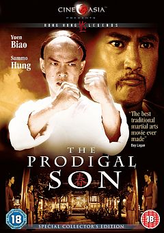 The Prodigal Son film cover(1981)