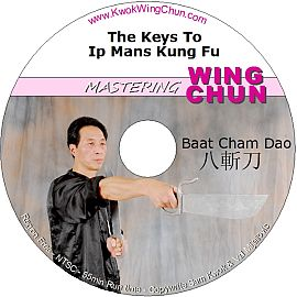 Wing Chun Butterfly Knife Form DVD