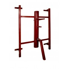 Wall Mounted Wing Chun Wooden Dummy